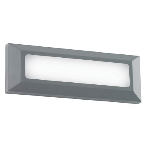 4W LED SURFACE MOUNTED BRICKLIGHT - RECTANGLE BXEL-40103-17 (Class 2 Double Insulated)